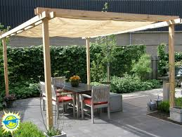 stunning pergola roman shades decorating with wave shades