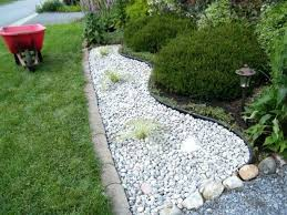 Pebbles And Rocks Garden Homedepot Landscaping Landscape Pebbles Home Depot Decorative