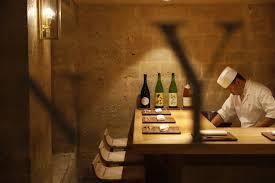 restaurant japonais cuisine devant vous les meilleurs restaurants japonais à michelin restaurants