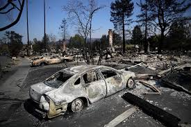death toll in california wildfires rises 31 some survivors