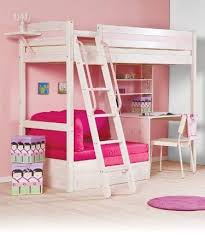Loft Bed With Desk For Kids Bed And Desk Combo Teens Trendy 28 Whitewash Loft Bed With Desk