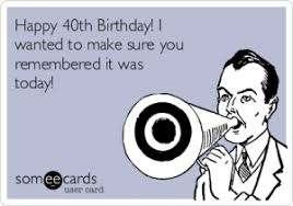 Funny 40th Birthday Memes - rude birthday jokes kappit