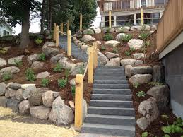 Steep Hill Backyard Ideas Landscape Steep Backyard Hill Pictures Of A Steep Hill We