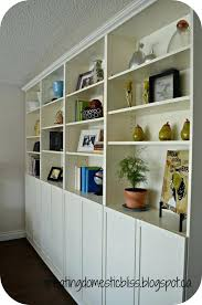 Distressed White Bookcase by Lanmr Page 4 Billy Bookcase Mudroom Design Furniture 30 Inch