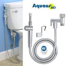 How To Install Bidet Spray Rinseworks Aquaus 360 Hand Held Bidet Sprayer For Toilet