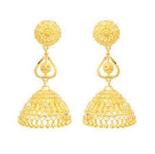 bengali gold earrings 25 beautiful bengali jewellery designs ethnic bijoux
