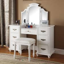 linon home decor vanity set with butterfly bench black cabinet amp shelving vanity sets for women with decorative antique