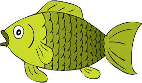 fish ocean clipart