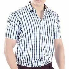 Mens Half Sleeves - half sleeve mens shirt in ludhiana punjab half sleeves