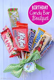 candy for birthdays easy candy bar bouquet bar birthdays and candy bar bouquet