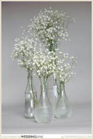 Baby S Breath Centerpiece Sydney Wedding From Tealily Photography Small Flowers Flower