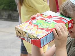 solar eclipse 2017 how to make a cereal box projector to view the