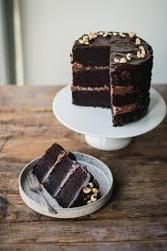 chocolate hazelnut layer cake pretty simple sweet