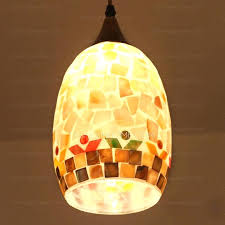 Seashell Light Fixtures Seashell Light Fixture Dulaccc Me
