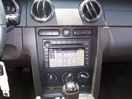 mustang navigation need information on factory navigation system ford mustang forum