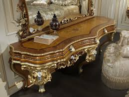 Baroque Coffee Table by Baroque Classic Night Table Art 2013 Vimercati Classic Furniture