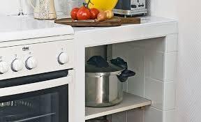 plan de travail cuisine carrel recouvrir un plan de travail carrel cool great etabli ou plan de