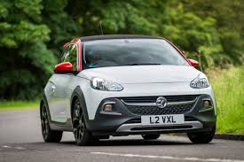 vauxhall adam alan candy road test vauxhall adam rocks s vale life magazine