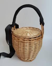 online get cheap covered wicker baskets aliexpress com alibaba