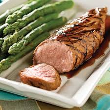 cuisiner porc filets de porc marinés au balsamique et érable recettes cuisine