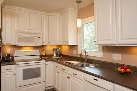 Budget Kitchen Makeovers Before And After - kitchen makeover old kitchen modest budget new look