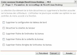 supprimer corbeille du bureau novell doc guide d administration de novell zenworks 7 2 linux