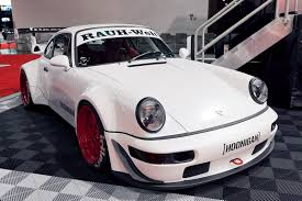 porsche rauh welt 1989 1994 porsche 911 turbo hoonigan by rauh welt review