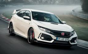 Honda Civic Type R Alloys For Sale Watch 2018 Honda Civic Type R Become The New Fwd King Of The U0027ring