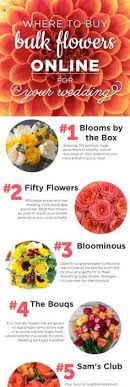wedding flowers in bulk diy wedding flowers 10 tips to save you stress vase