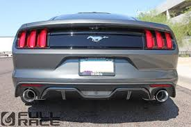 2 3 l mustang performance parts 2015 mustang ecoboost 3 cat back exhaust system race