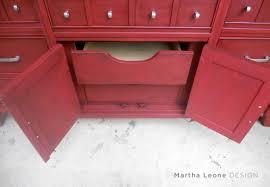 mammoth red martha leone design