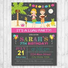 the 25 best luau birthday invitations ideas on pinterest