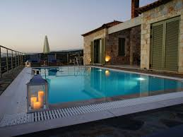 Amazing Pools Luxury Stone Villas In Stoupa With Infinity Homeaway Ditiki Mani