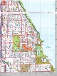 Chicago Downtown Map by Chicago Street Map Images Reverse Search