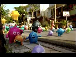 nippon paint blobby your world your colour youtube