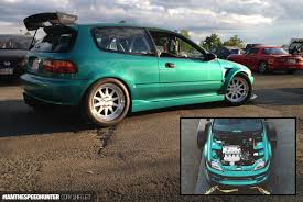 94 honda civic eg hatchback iamthespeedhunter vtec power speedhunters