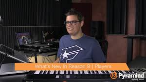 what s new in reason 9 players