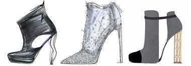 fashion footwear sketches style guru fashion glitz glamour