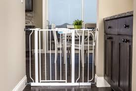Large Pressure Mounted Baby Gate Regalo Easy Step Extra Wide Gate U0026 Reviews Wayfair