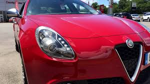 alfa romeo giulietta 2 0 jtdm 2 175 super 5dr tct diesel automatic
