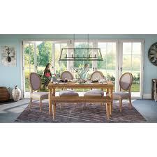 artefama tower dining table artefama furniture linda distressed oak dining bench 5738 0001 the