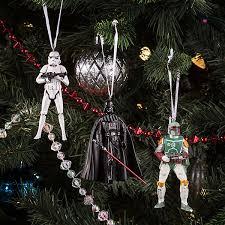 hallmark wars classic stormtrooper ornament thinkgeek