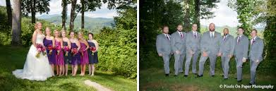wedding photographers nc nc mountain top wedding with views pixelsonpaperblog