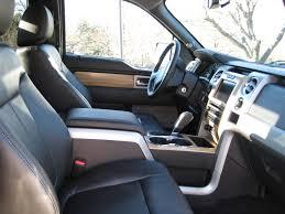 Ford F150 Truck Interior - comparison test 2011 gmc sierra vs ford f 150 road reality