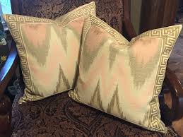 Greek Key Trim Drapes Adding Trim To Your Upholstery And Drapery Projects