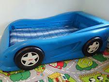 blue corvette bed race car bed ebay