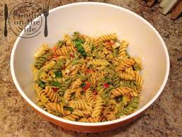 best 25 tri color pasta salad ideas on tricolour