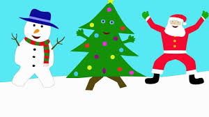 the dancing christmas tree song youtube
