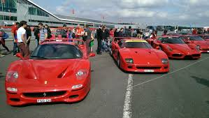 f40 bhp legends 6x f40 3x laferrari enzo f50 at racing