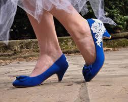 Wedding Shoes Blue Something Blue Wedding Shoes Electric Blue Wedding Shoes